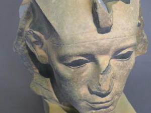 Tutanchamun Büste repliziert