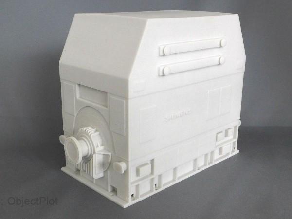 Siemens Generator – Modell