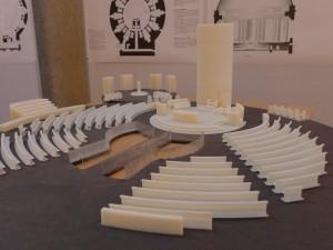 Architektur Wettbewerb Hedwig-Kathedrale Berlin – Zeitgewinn beim Modellbau durch 3D-Druck
