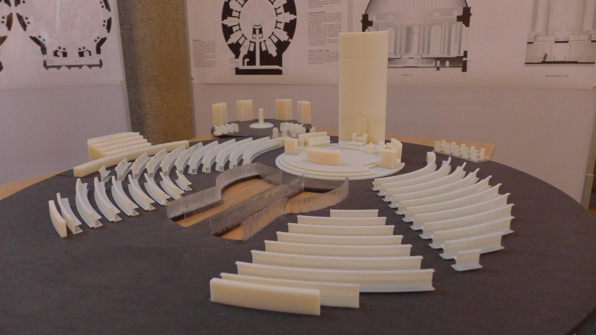 architekturmodell 3d druck service berlin. Black Bedroom Furniture Sets. Home Design Ideas